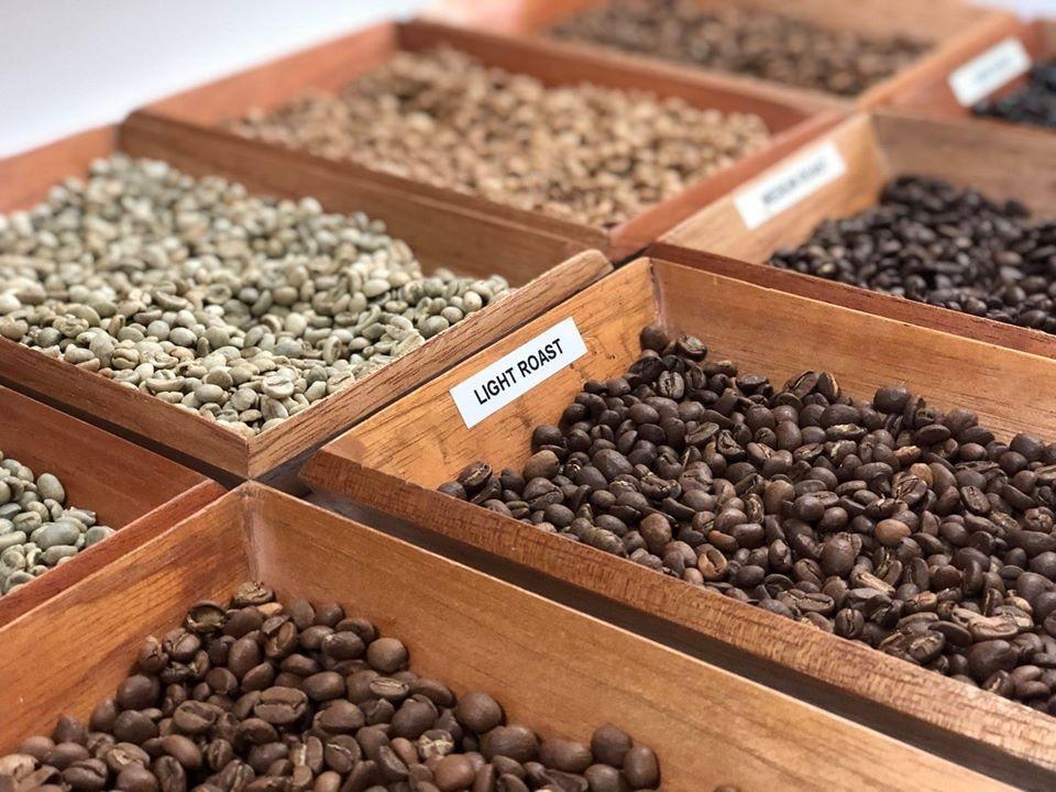 Dota Coffee Roast Varieties