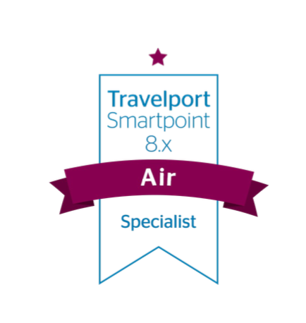Smartpoint Worldspan Travelport air specialist
